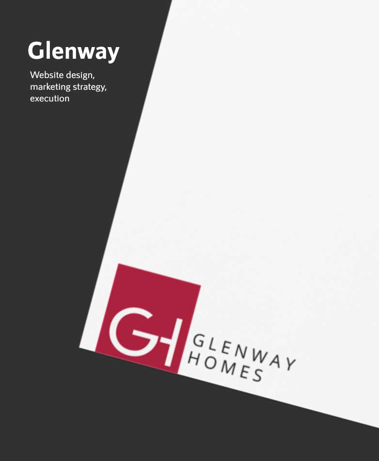Lumos Marketing: Glenway Homes | Small Business Marketing