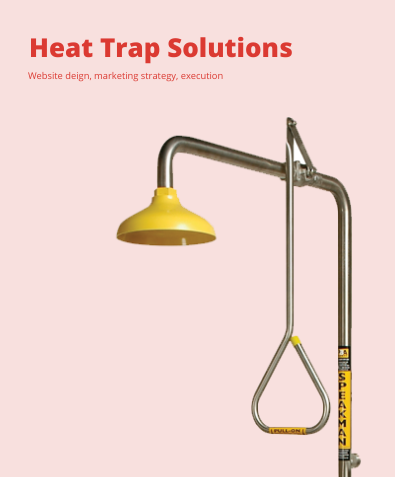 Lumos Marketing: Heat Trap Solutions | Small Business Marketing